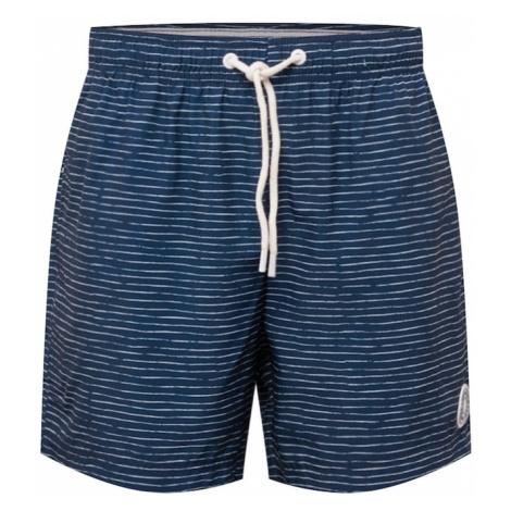Ragwear Nohavice 'STANNIS'  námornícka modrá / biela