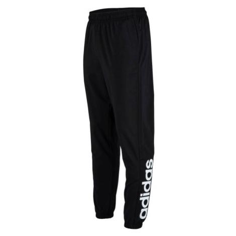 adidas E LIN T STANFRD čierna - Pánske tepláky