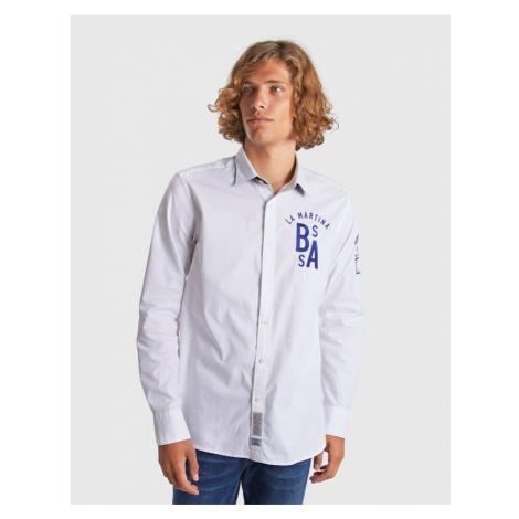 Košeľa La Martina Man Shirt L/S Oxford Stream Ox