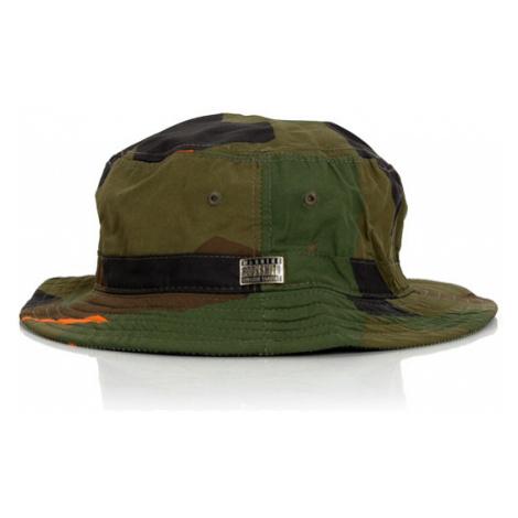 Rocksmith Geometry Bucket Hat Woodland - Veľkosť:L/XL