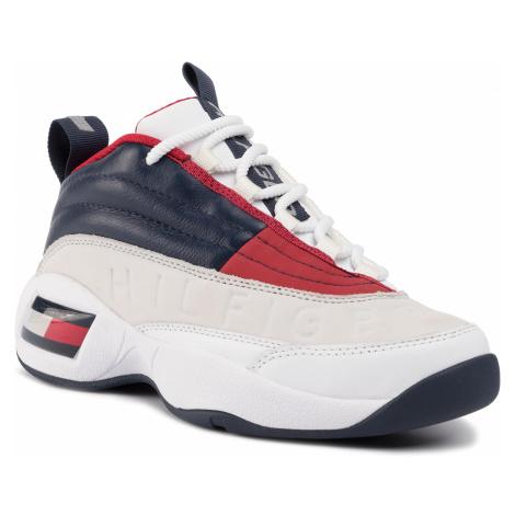 Sneakersy TOMMY JEANS - The Skew Heritage Sneaker EN0EN00722 Rbw 0K5 Tommy Hilfiger