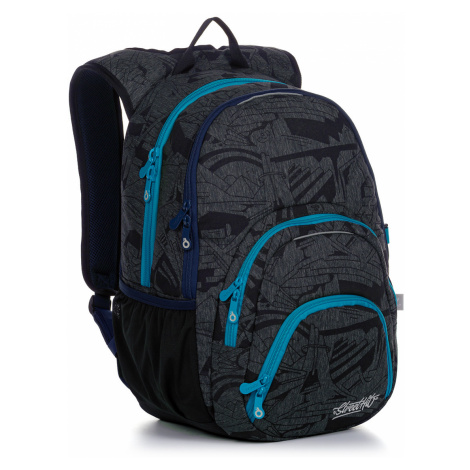 Študentský batoh Topgal SIAN 20038 B