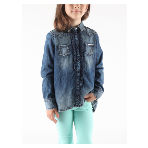 Cosima Košile dětská Diesel Modrá