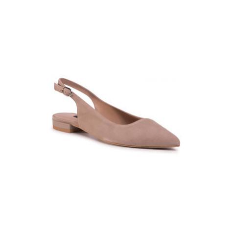 Gino Rossi Sandále Adora DAK052-DH6-0704-3100-0 Béžová