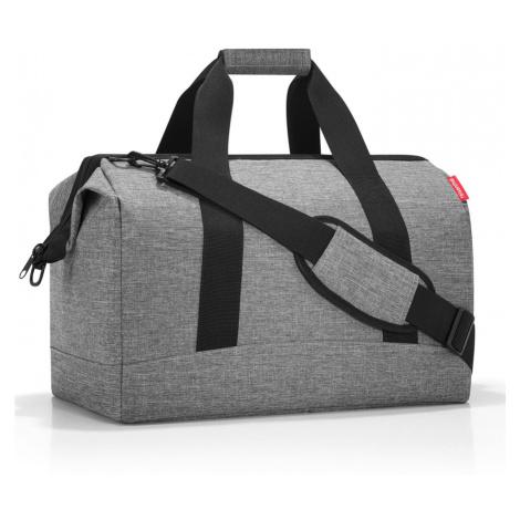 Cestovná taška Reisenthel Allrounder L Twist Silver