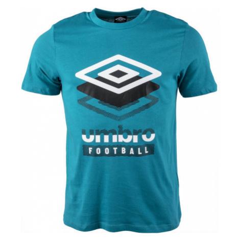 Umbro FW TRIO STACK GRAPHIC TEE - Pánske tričko