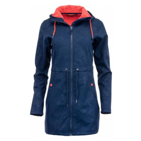 ALPINE PRO CATLICOPA - Dámsky softshellový kabát