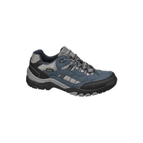 Modrá outdoorová obuv s TEX membránou Landrover