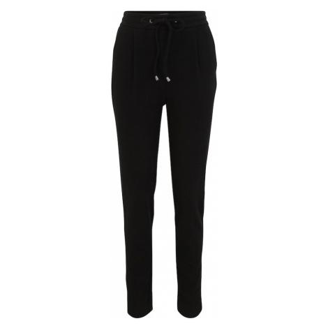 Dorothy Perkins Tall Plisované nohavice  čierna
