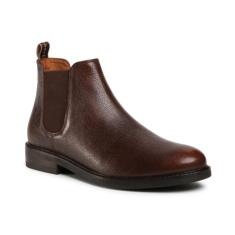 Pánske Chelsea boots Gino Rossi