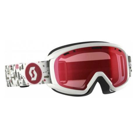 Scott JR WITTY ružová - Detské lyžiarske okuliare