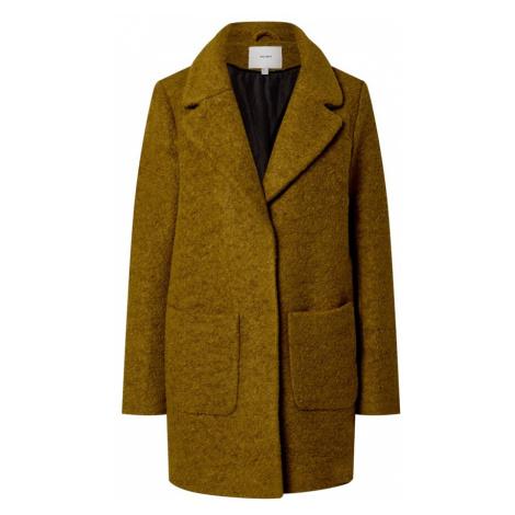 ICHI Prechodný kabát  trávovo zelená