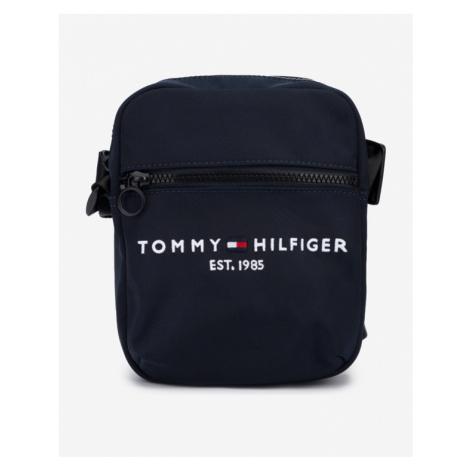 Tommy Hilfiger Estamblished Mini Cross body bag Modrá
