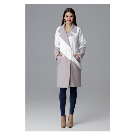 Dámsky kabát Figl M626