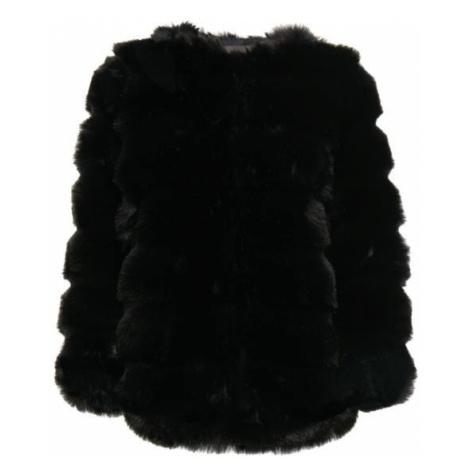 Ichi čierny zimný kabát X Zenia JA