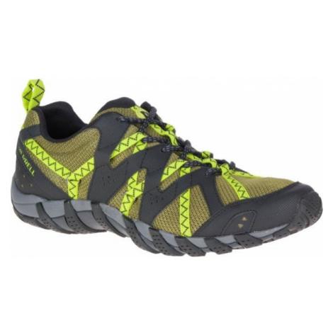 Merrell WATERPRO MAIPO 2 šedá - Pánska outdoorová obuv