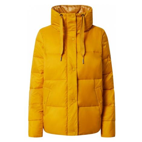 s.Oliver Prechodná bunda  žltá