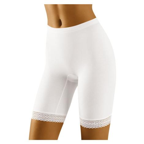 Dámske nohavičkové nohavičky Rona biele Wolbar