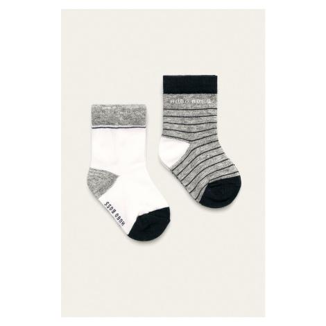Boss - Detské ponožky (2-pak) Hugo Boss