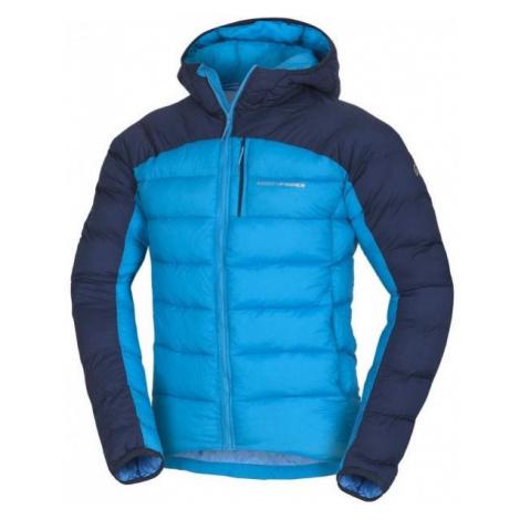 Northfinder BREMEW modrá - Pánska bunda