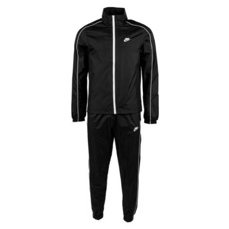 Nike NSW CE TRK SUIT WVN BASIC čierna - Pánska športová súprava