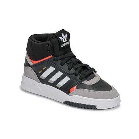 Adidas DROP STEP J Čierna
