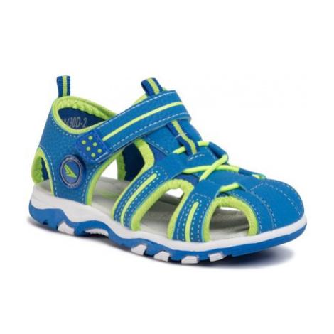 Sandále Sprandi CF190430D-2 Materiał tekstylny,koža ekologická