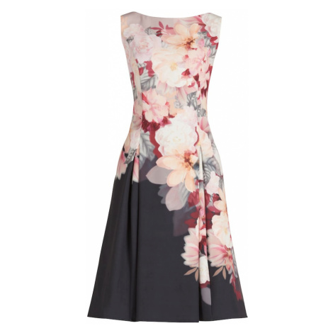 Vera Mont Šaty  sivá / zmiešané farby