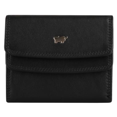 Braun Büffel Dámska kožená peňaženka Golf 2.0 90115-051 - černá