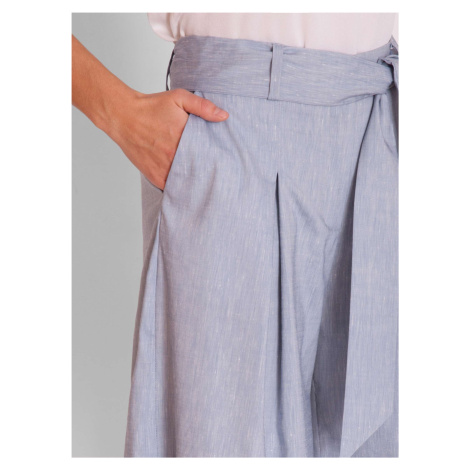 Dámske nohavice Pietro Filipi modrá