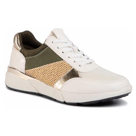 Sneakersy JENNY FAIRY - WS2871-02 Khaki