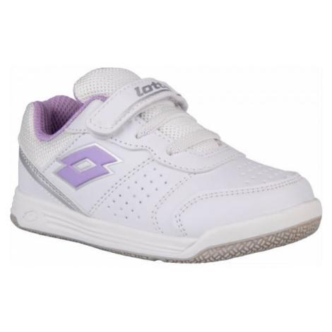 Lotto SET ACE XII INF SL fialová - Detská voľnočasová obuv