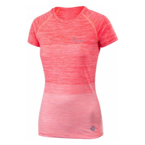 Klimatex NOLI oranžová - Dámske bežecké tričko