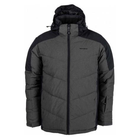 Arcore JOSHUA tmavo šedá - Pánska lyžiarska bunda