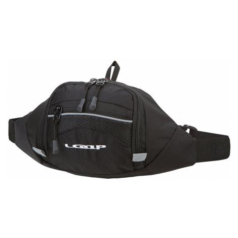TULA kidney bag black LOAP