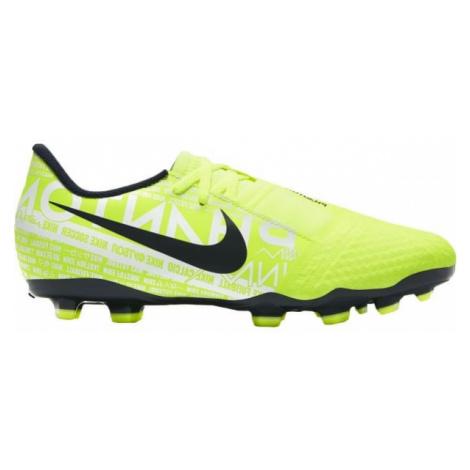 Nike JR PHANTOM VENOM ACADEMY FG žltá - Detské kopačky
