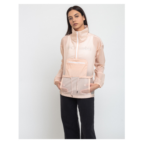 Columbia Berg Lake Anorak Peach Cloud