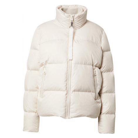 Marc O'Polo Zimná bunda  krémová