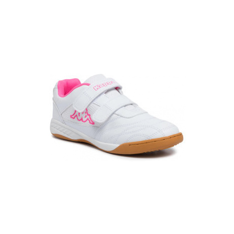 Kappa Sneakersy Kickoff T 260509T Biela