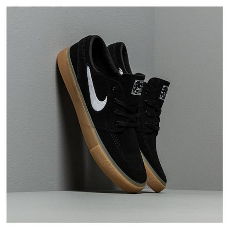 Nike Sb Zoom Janoski Rm Black/ White-Black-Gum Light Brown