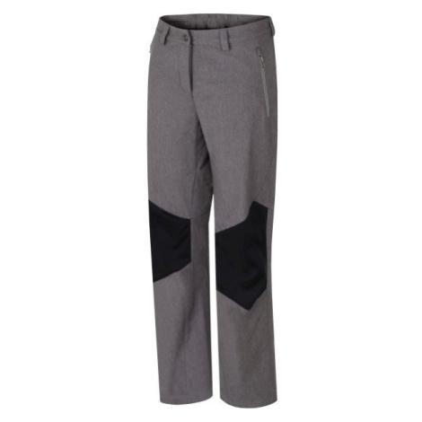 Hannah MARLEY šedá - Dámske softshellové nohavice