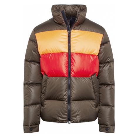 Bogner Fire + Ice Prechodná bunda 'GAVIN-D'  oranžová / červená / hnedá