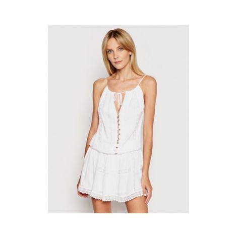 Melissa Odabash Letné šaty Chelsea CR Biela Regular Fit