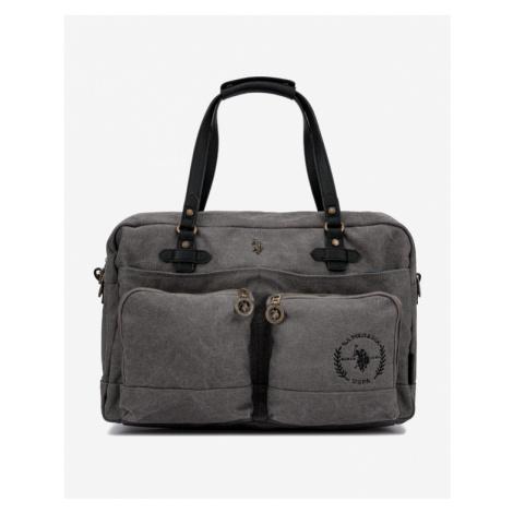 Sivé pánske tašky na notebook