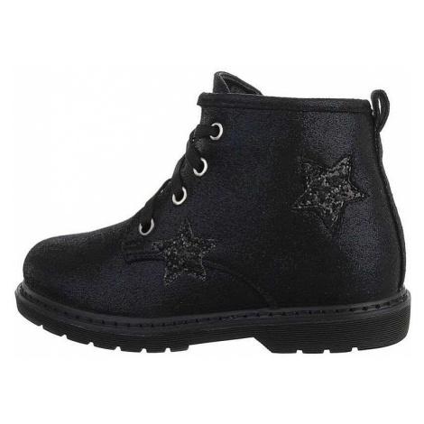 Detské členkové topánky