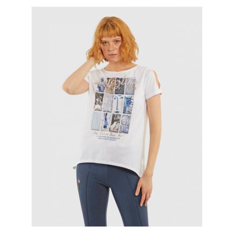 Tričko La Martina Woman Jersey Tshirt S/S