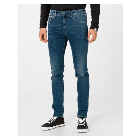 GAS Sax Jeans Modrá