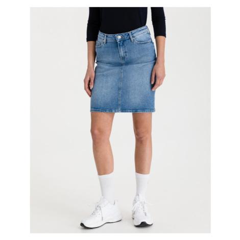 Rifľové sukne Tommy Hilfiger