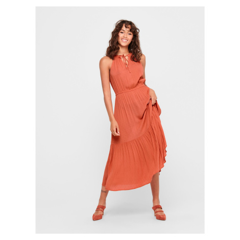 Tehlové šaty Jacqueline de Yong Lima