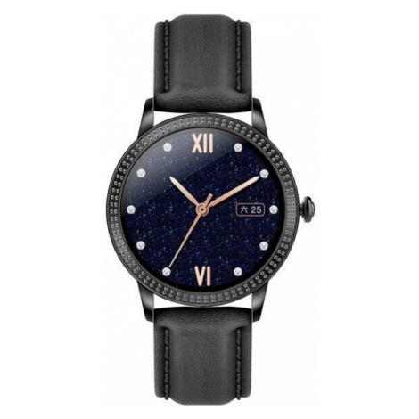 Deveroux Smartwatch CF18 Pro - černá